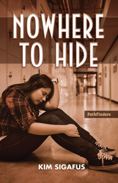 Nowhere to Hide (PathFinders) Cover