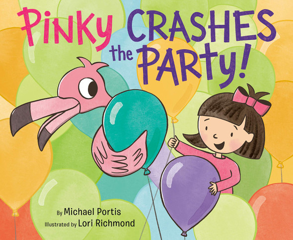 Pinky Crashes the Party! Cover