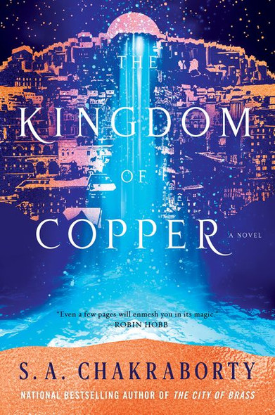 The Kingdom of Copper (Daevabad Trilogy #2) Cover