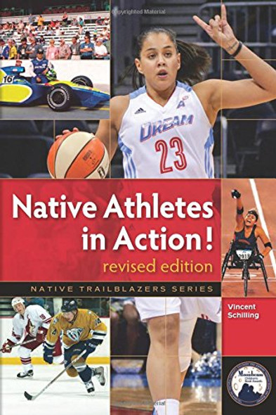 Native Athletes in Action! (Revised) (Native Trailblazers) Cover