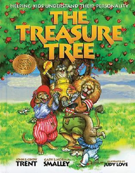 The Treasure Tree: Helping Kids Get along and Enjoy Each Other Cover