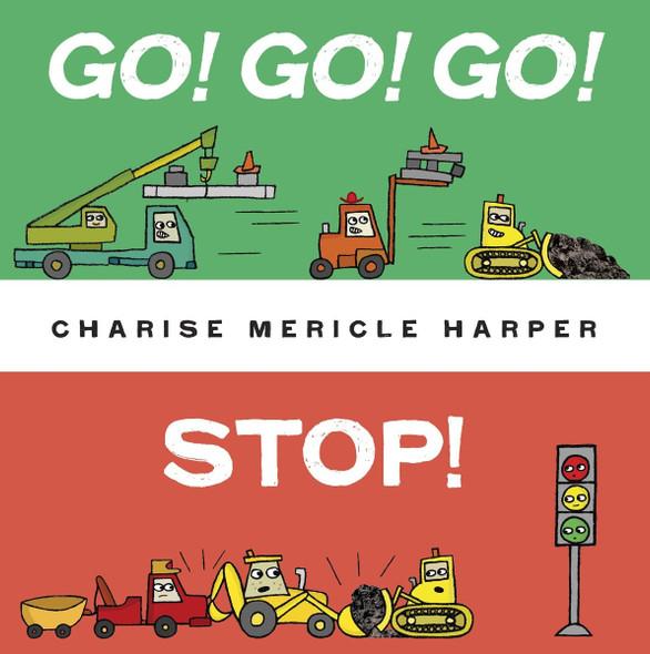 Go! Go! Go! Stop! Cover