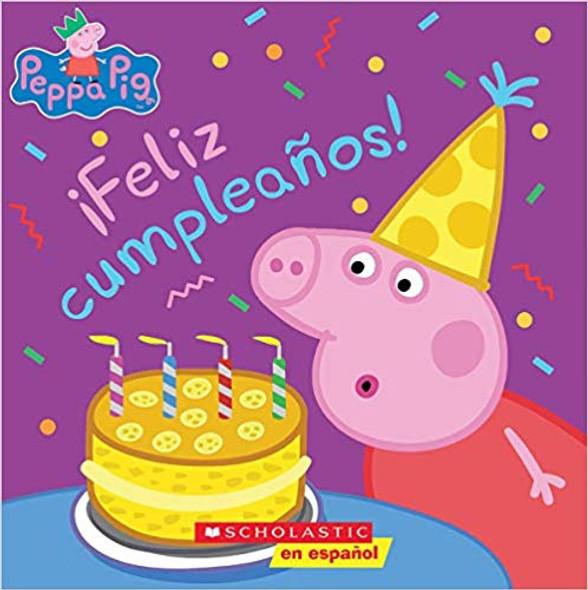 Peppa Pig: Œfeliz Cumplea'±os! (Happy Birthday!) ( Peppa Pig ) Cover