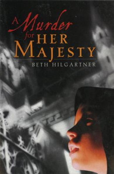 A Murder for Her Majesty Cover