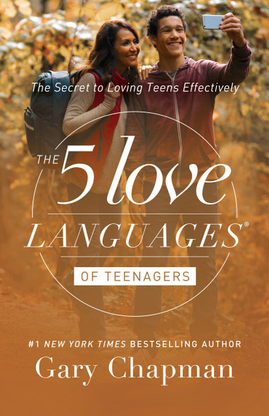The 5 Love Languages of Teenagers: The Secret to Loving Teens Effectively Cover