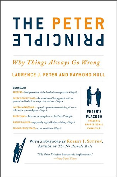 The Peter Principle: Why Things Always Go Wrong Cover