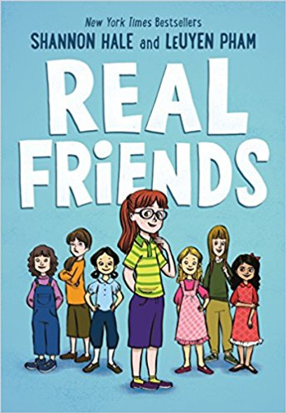 Real Friends Cover