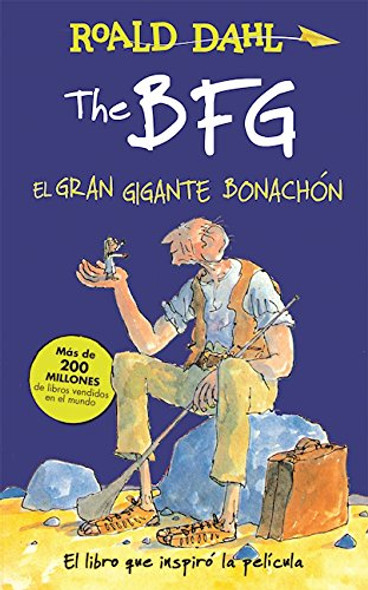 The BFG - El gran gigante bonach'_n / The BFG (Spanish Edition) Cover
