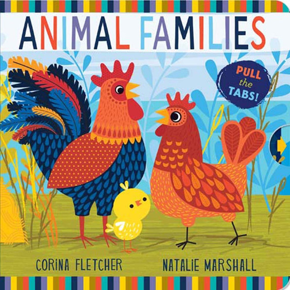 Animal Families Cover