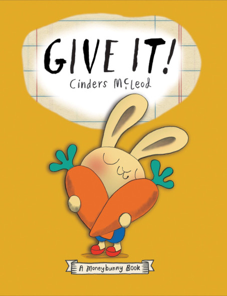 Give It! Cover