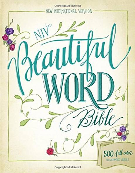 Beautiful Word Bible-NIV Cover