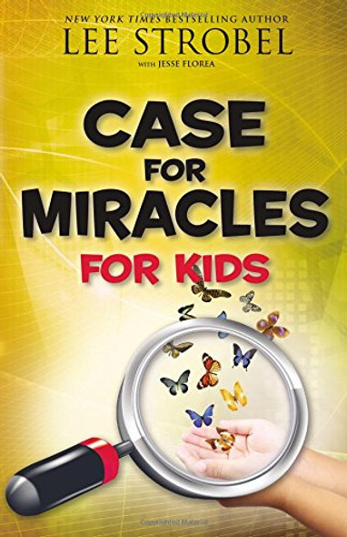 Case for Miracles for Kids Cover