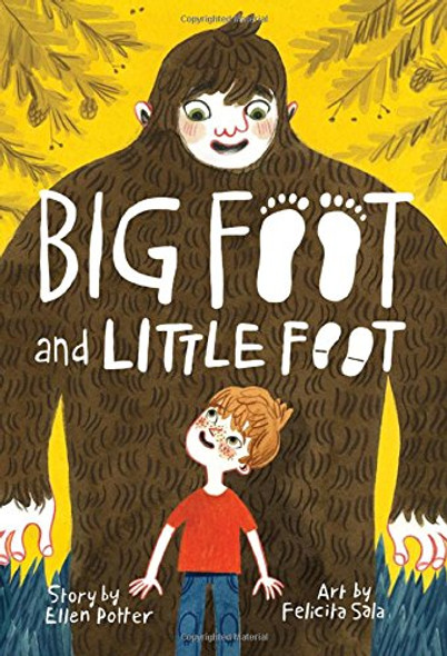 Big Foot and Little Foot (Big Foot and Little Foot #1) Cover