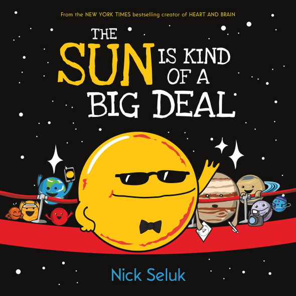 The Sun Is Kind of a Big Deal Cover