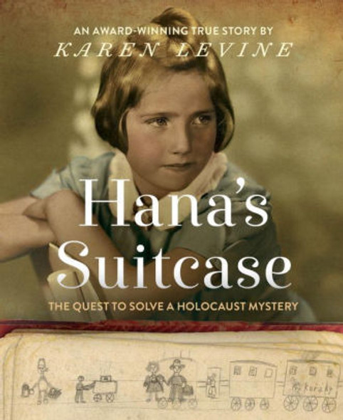 Hana's Suitcase: The Quest to Solve a Holocaust Mystery Cover