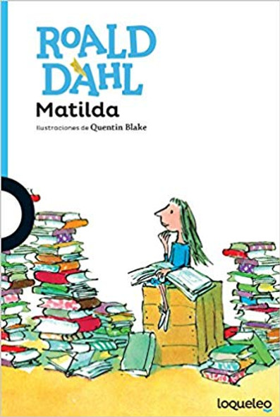 Matilda (Spanish Edition) (Serie Azul) Cover