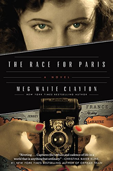 The Race for Paris Cover