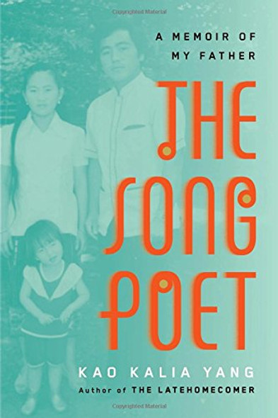 The Song Poet: A Memoir of My Father Cover