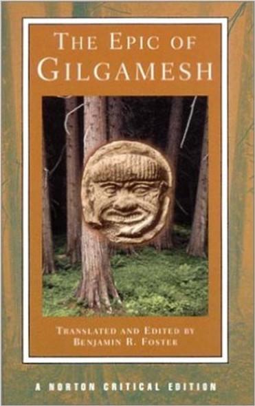The Epic of Gilgamesh (Norton Critical Editions) Cover
