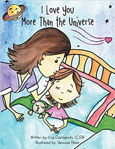 I Love You More Than the Universe Cover