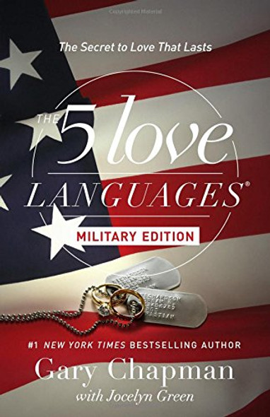 The 5 Love Languages: Military Edition Cover