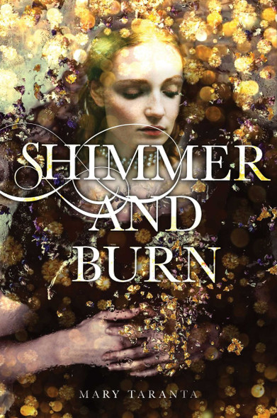 Shimmer and Burn (Reprint) Cover