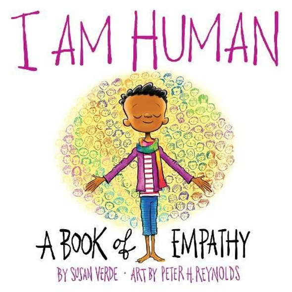 I Am Human: A Book of Empathy Cover