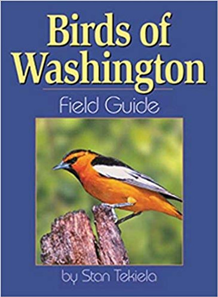 Birds of Washington Field Guide ( Field Guides ) Cover