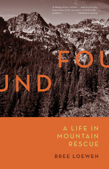 Found: A Life in Mountain Rescue Cover