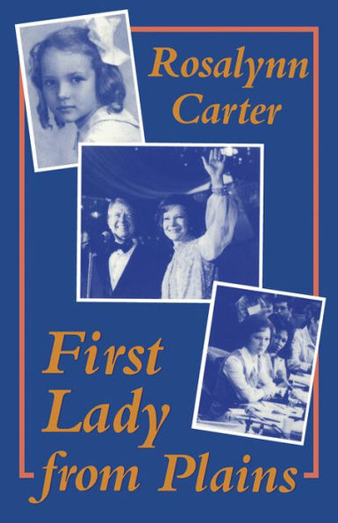 First Lady from Plains Cover