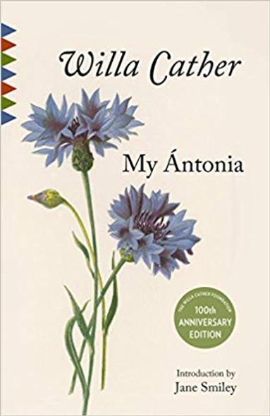 My Antonia ( Vintage Classics ) Cover