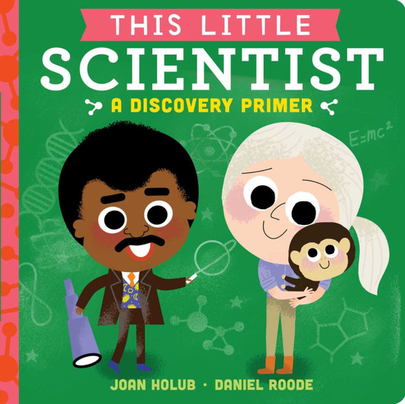 This Little Scientist: A Discovery Primer Cover