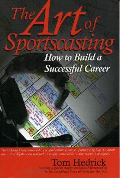The Art of Sportscasting: How to Build a Successful Career Cover