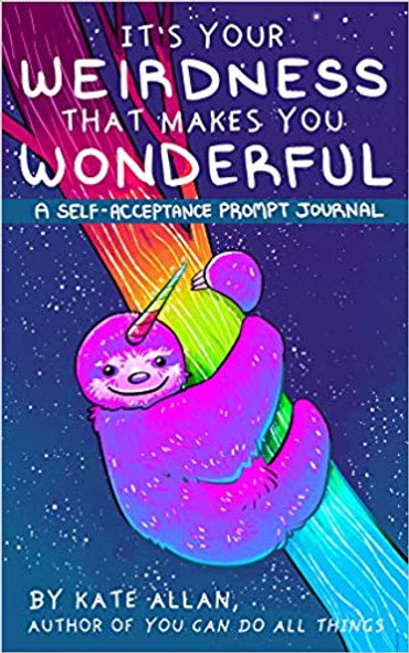 It's Your Weirdness That Makes You Wonderful Cover