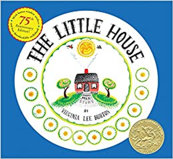 The Little House 75th Anniversary Edition Cover