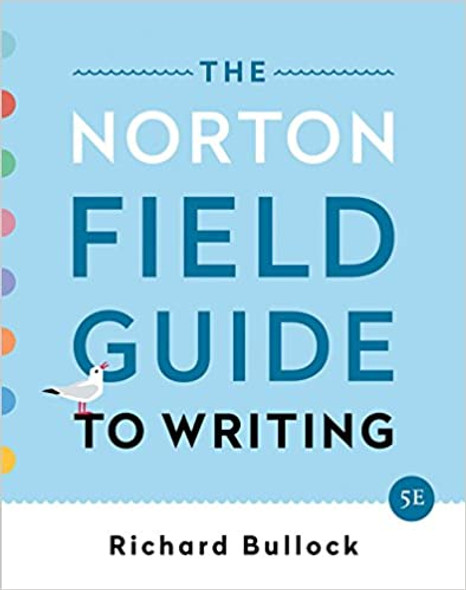 The Norton Field Guide to Writing (5TH ed.) Cover