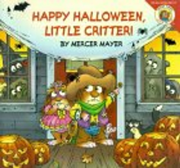 Happy Halloween, Little Critter! Cover