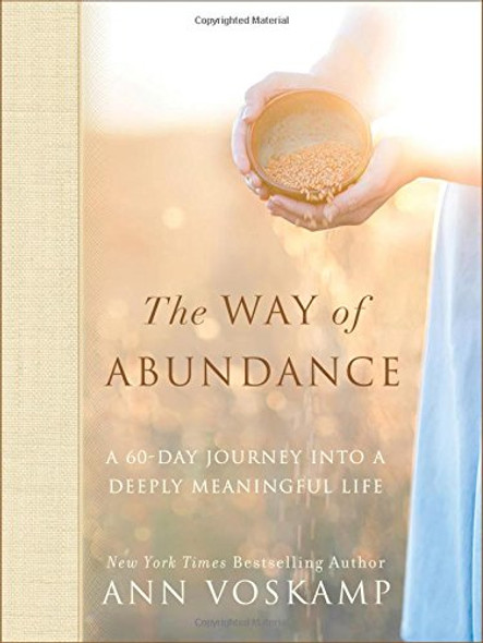 The Way of Abundance: A 60-Day Journey Into a Deeply Meaningful Life Cover