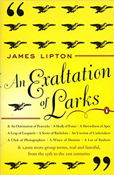 An Exaltation of Larks: The Ultimate Edition Cover