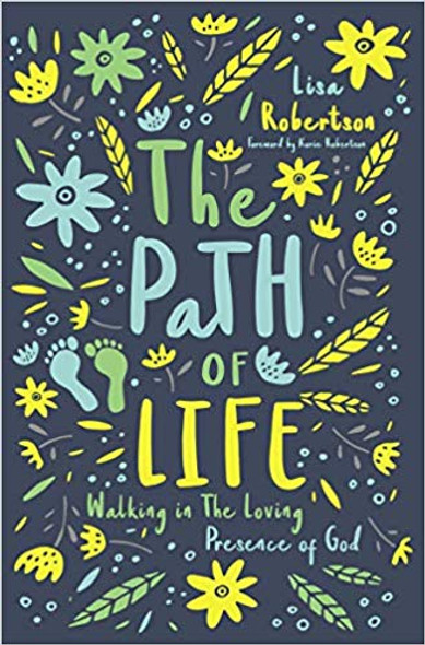 The Path of Life: Walking in the Loving Presence of God Cover