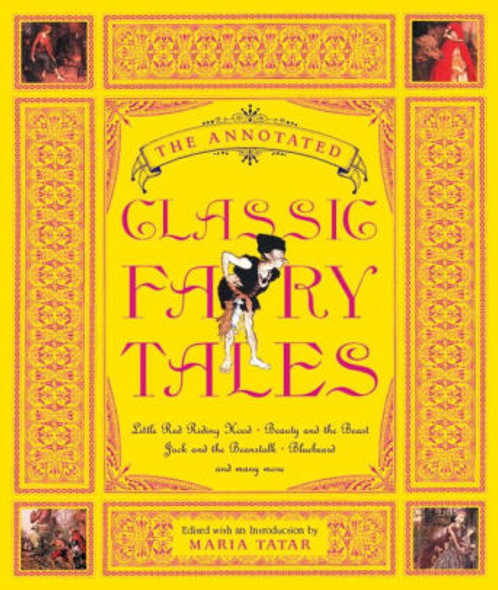 The Annotated Classic Fairy Tales Cover
