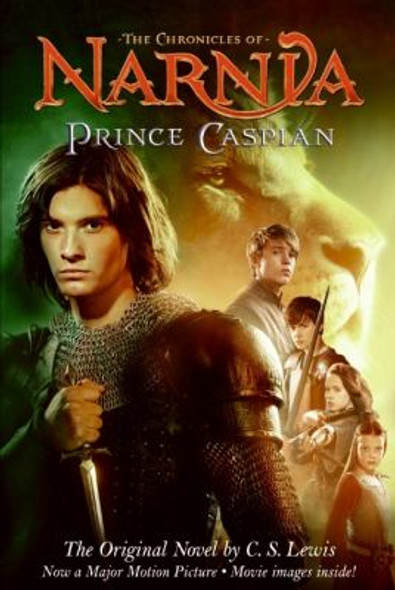 Prince Caspian: The Return to Narnia Cover