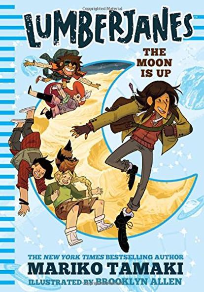 Lumberjanes: The Moon Is Up (Lumberjanes #02) Cover