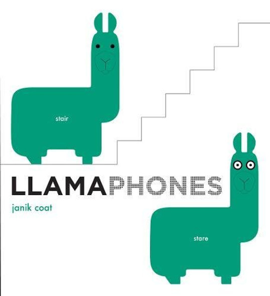 Llamaphones Cover