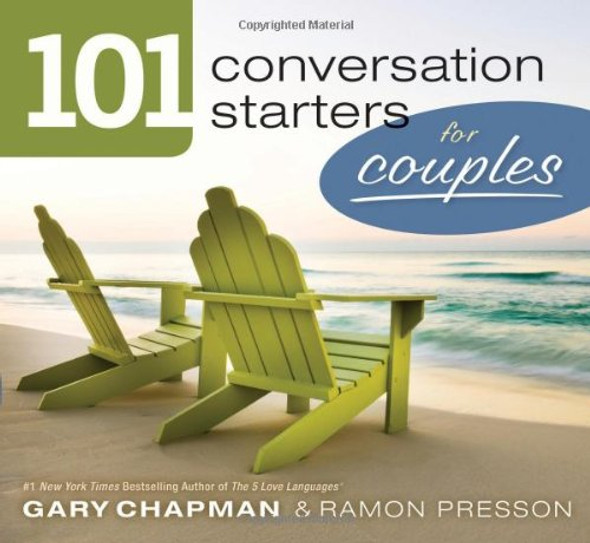 101 Conversation Starters for Couples Cover