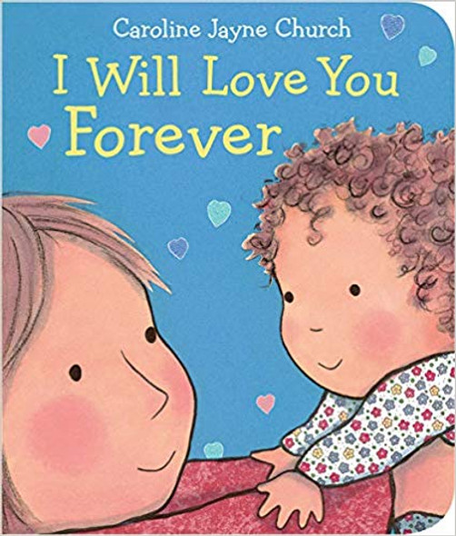 I Will Love You Forever Cover