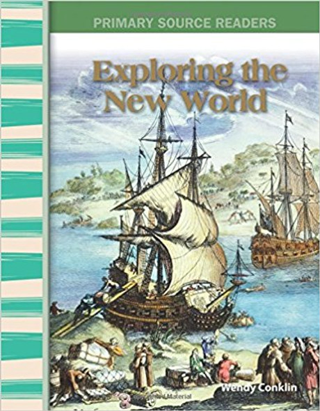 Exploring the New World (Early America) (Primary Source Readers) Cover