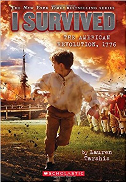 I Survived the American Revolution, 1776 (I Survived #15) Cover