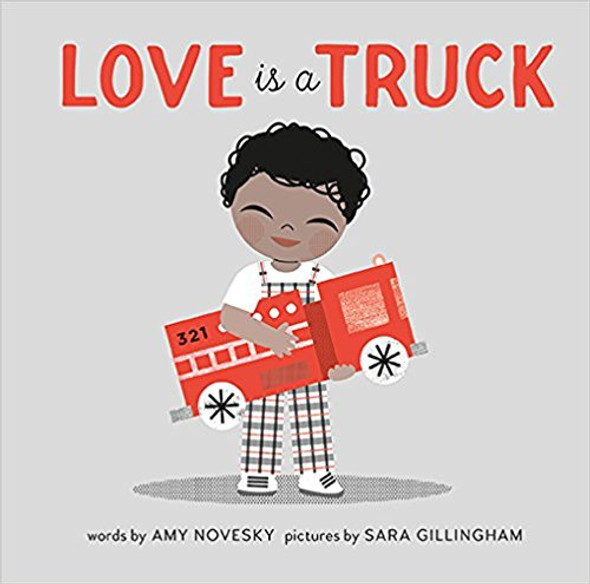 Love Is a Truck (Love Is) Cover