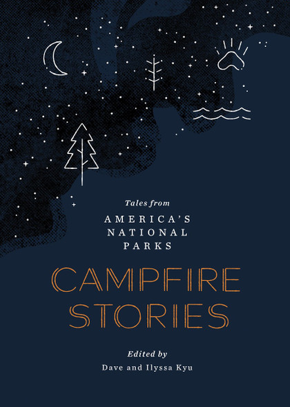Campfire Stories: Tales from America's National Parks Cover